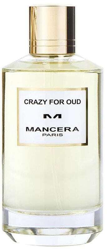 Mancera Crazy For Oud Eau de Parfum 120ml