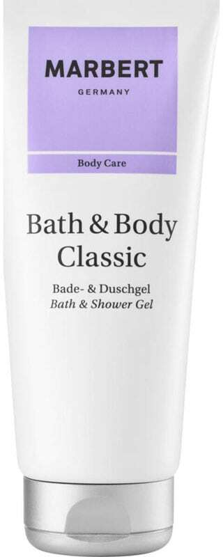 Marbert Bath & Body Classic Shower Gel 200ml
