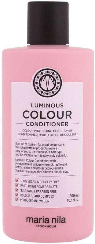 Maria Nila Luminous Colour Conditioner 300ml (Colored Hair)