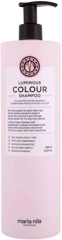 Maria Nila Luminous Colour Shampoo 1000ml (Colored Hair)