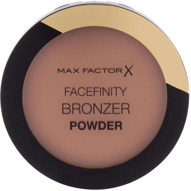Max Factor Facefinity Bronzer Powder Bronzer 001 Light Bronze 10gr
