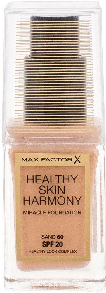 Max Factor Healthy Skin Harmony SPF20 Makeup 60 Sand 30ml