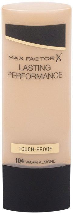 Max Factor Lasting Performance Makeup 104 Warm Almond 35ml