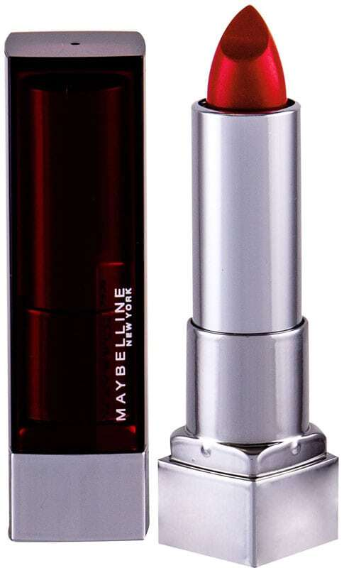 Maybelline Color Sensational Lipstick 527 Lady Red 4ml