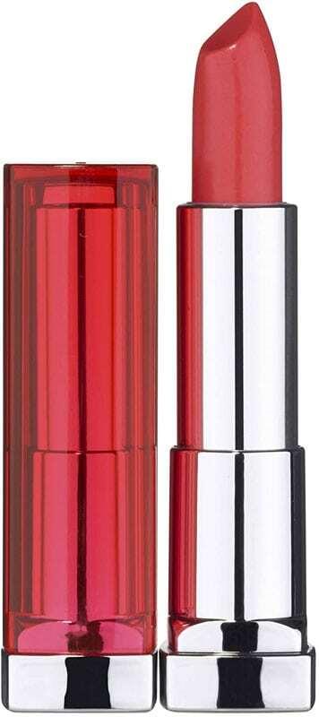 Maybelline Color Sensational Lipstick 910 Shocking Coral 4ml