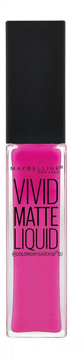Maybelline Color Sensational Vivid Matte Liquid Lipstick 15 Electric Pink 8ml