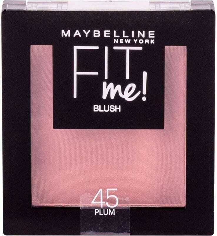 Maybelline Fit Me! Blush 45 Plum 5gr