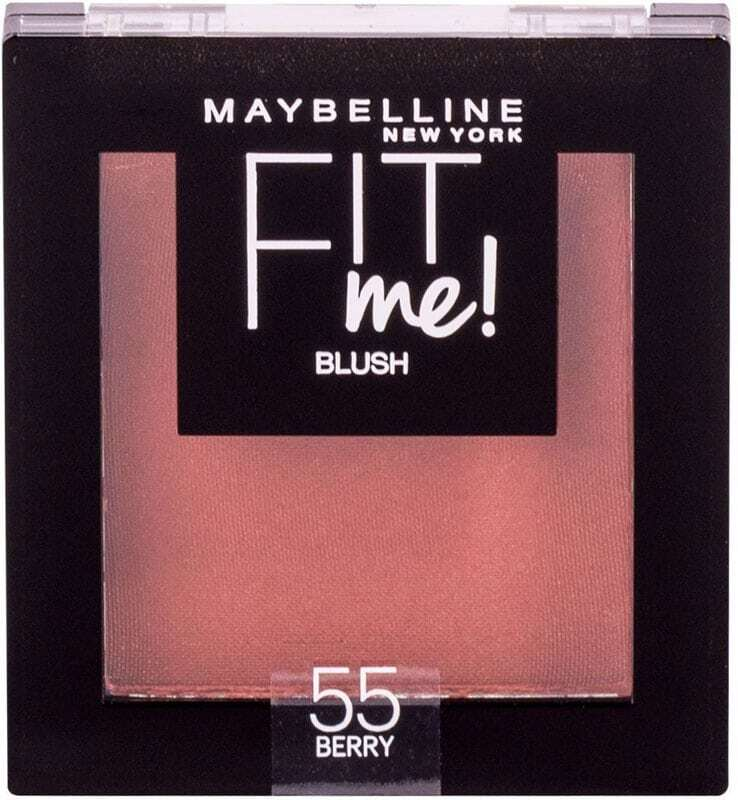 Maybelline Fit Me! Blush 55 Berry 5gr