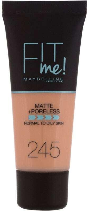 Maybelline Fit Me! Matte + Poreless Makeup 245 Classic Beige 30ml