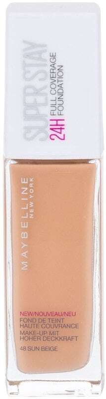 Maybelline Superstay 24h Full Coverage Makeup 48 Sun Beige 30ml
