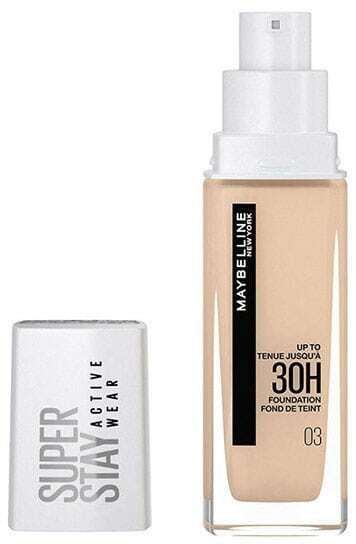 Maybelline Superstay Active Wear 30H Makeup 03 True Ivory 30ml
