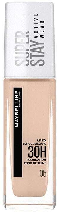 Maybelline Superstay Active Wear 30H Makeup 05 Light Beige 30ml