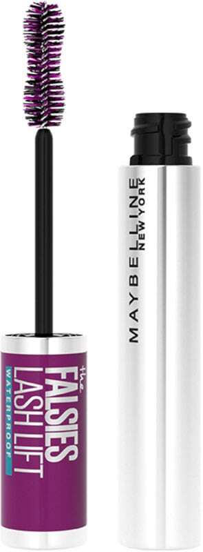 Maybelline The Falsies Lash Lift Waterproof Mascara 01 Black 8,6ml (Waterproof)
