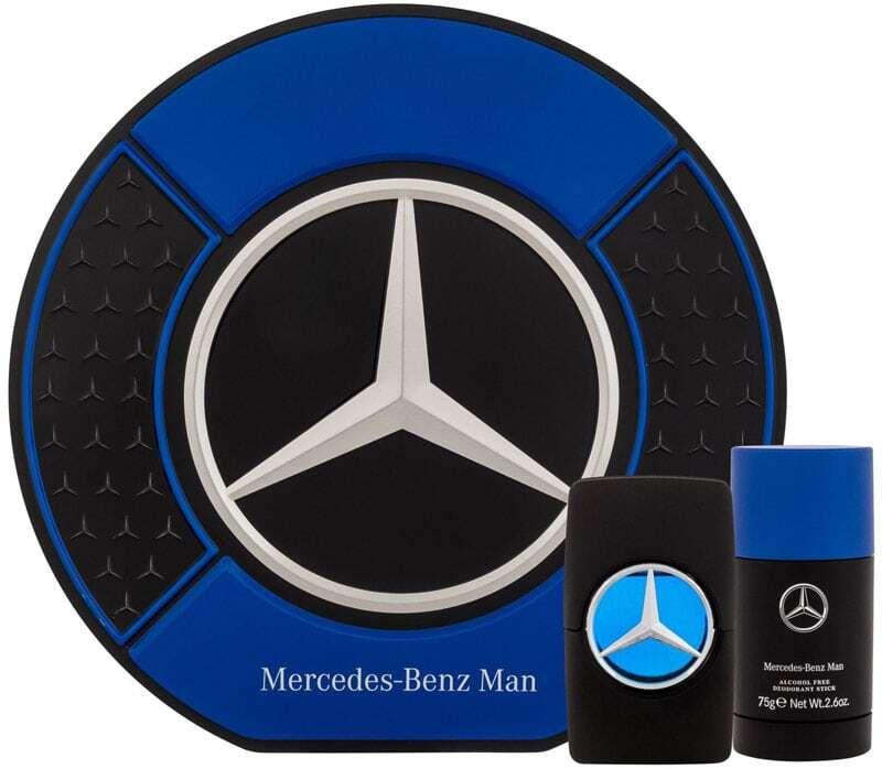 Mercedes-benz Mercedes-Benz Man Eau de Toilette 50ml Combo: Edt 50ml + 75g Deostick