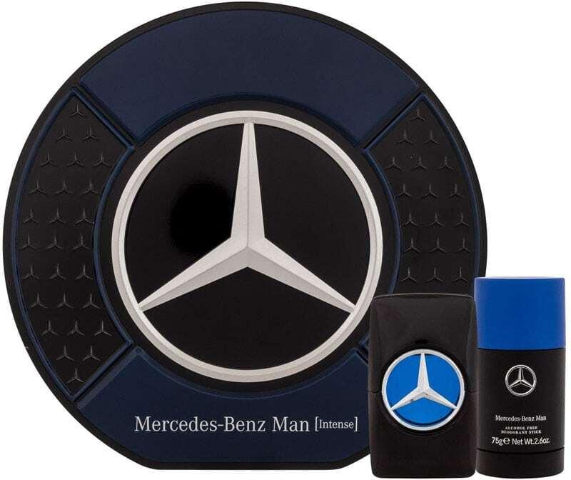Mercedes-benz Mercedes-Benz Man Intense Eau de Toilette 50ml Combo: Edt 50 Ml + Deostick 75 G