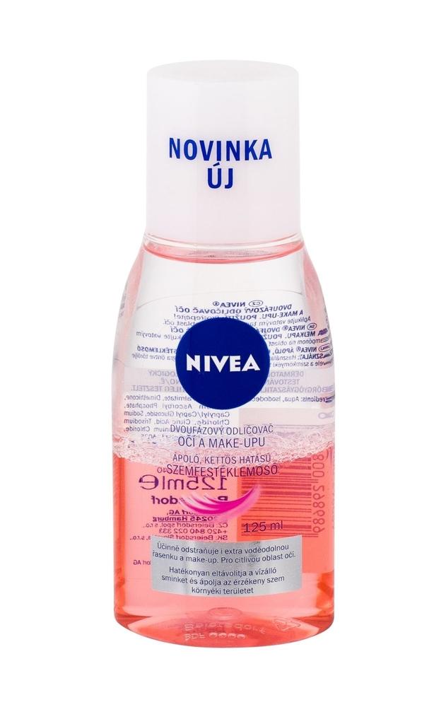 Nivea Gentle Caring Eye Makeup Remover 125ml