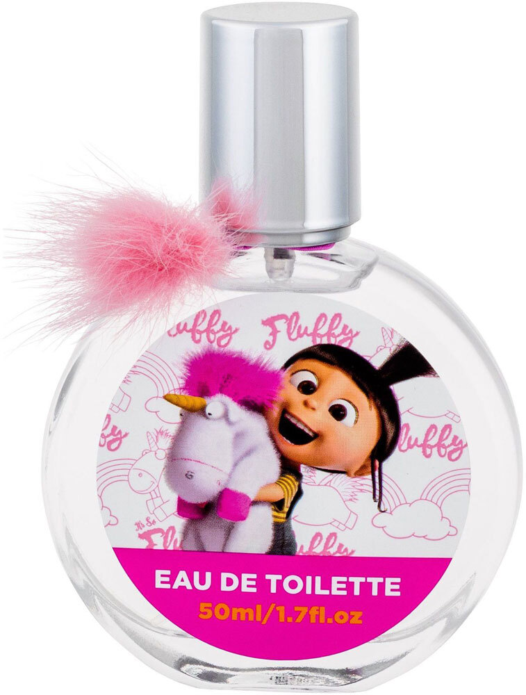 Minions Fluffy Eau de Toilette 50ml