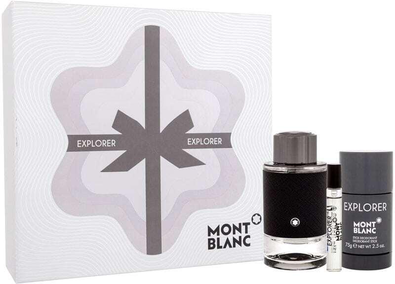 Montblanc Explorer Eau de Parfum 100ml Combo: Edp 100 Ml + Edp 7,5 Ml + Deostick 75 G