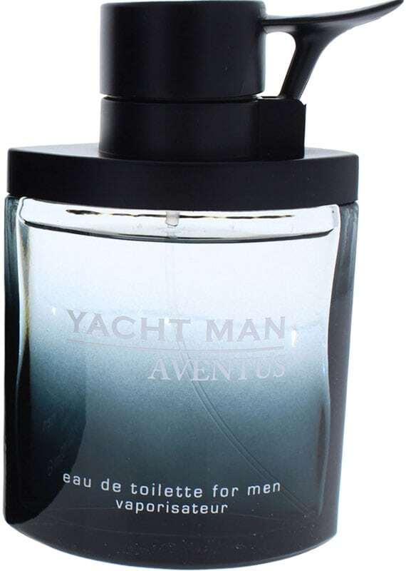 Myrurgia Yacht Man Aventus Eau de Toilette 100ml
