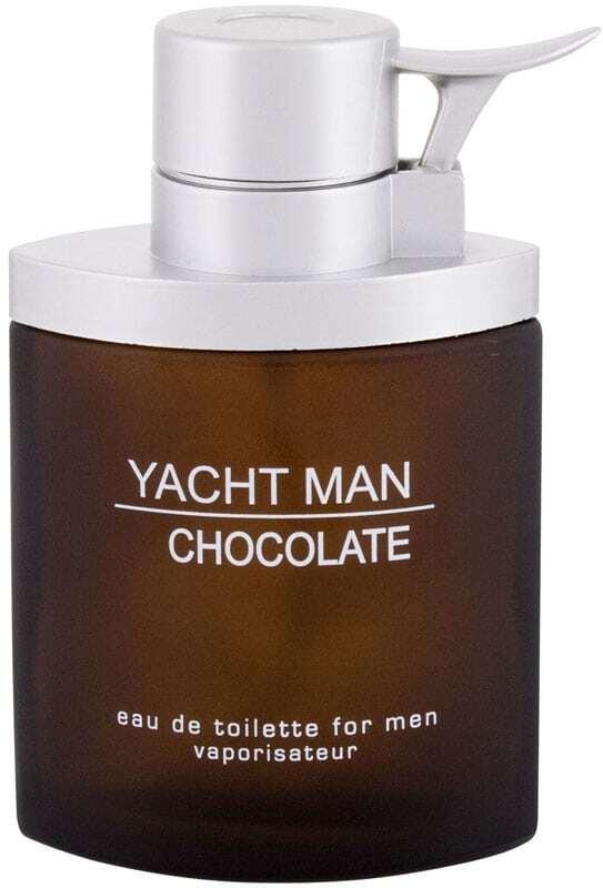 Myrurgia Yacht Man Chocolate Eau de Toilette 100ml