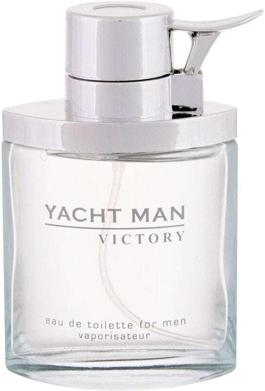 Myrurgia Yacht Man Victory Eau de Toilette 100ml