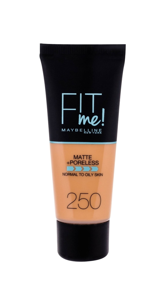 MAYBELLINE Fit Me Liquid Foundation 250 Sun Beige 30ml
