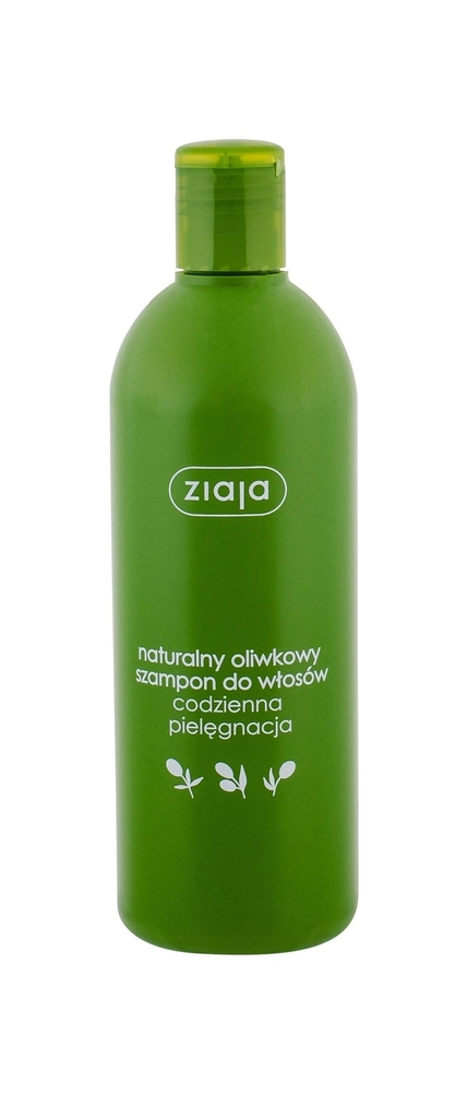 Ziaja Natural Olive Shampoo 400ml (All Hair Types)