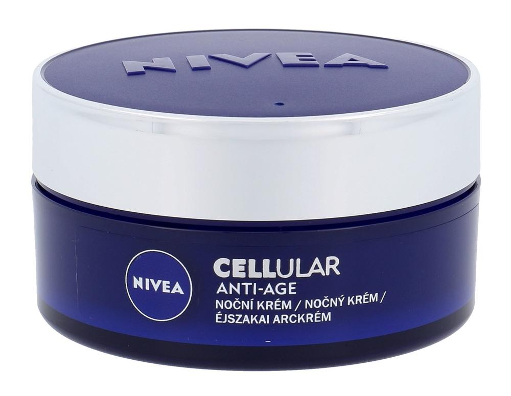 Nivea Cellular Anti-age Night Skin Cream 50ml (Wrinkles - All Skin Types)