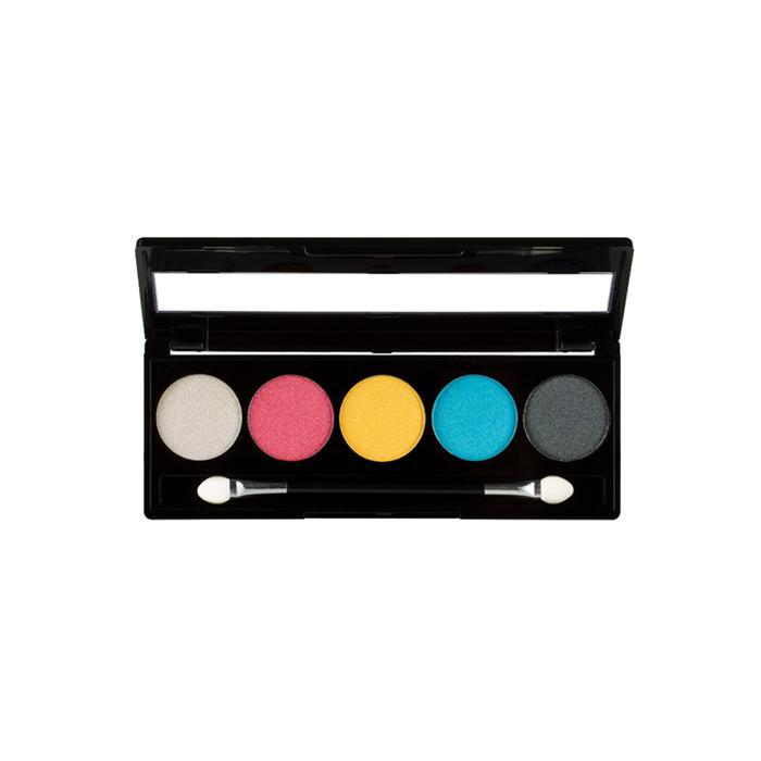 Absolute New York True Eyeshadow Palette - NF072 Carnival 9gr