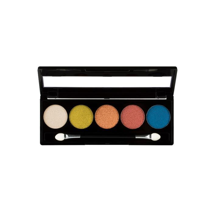 Absolute New York True Eyeshadow Palette -NF073 Element 9gr