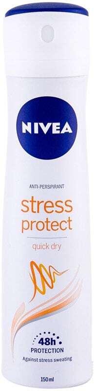 Nivea Stress Protect 48h Antiperspirant 150ml (Deo Spray)