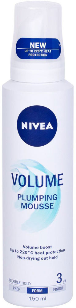 Nivea Volume Plumping Mousse Hair Volume 150ml
