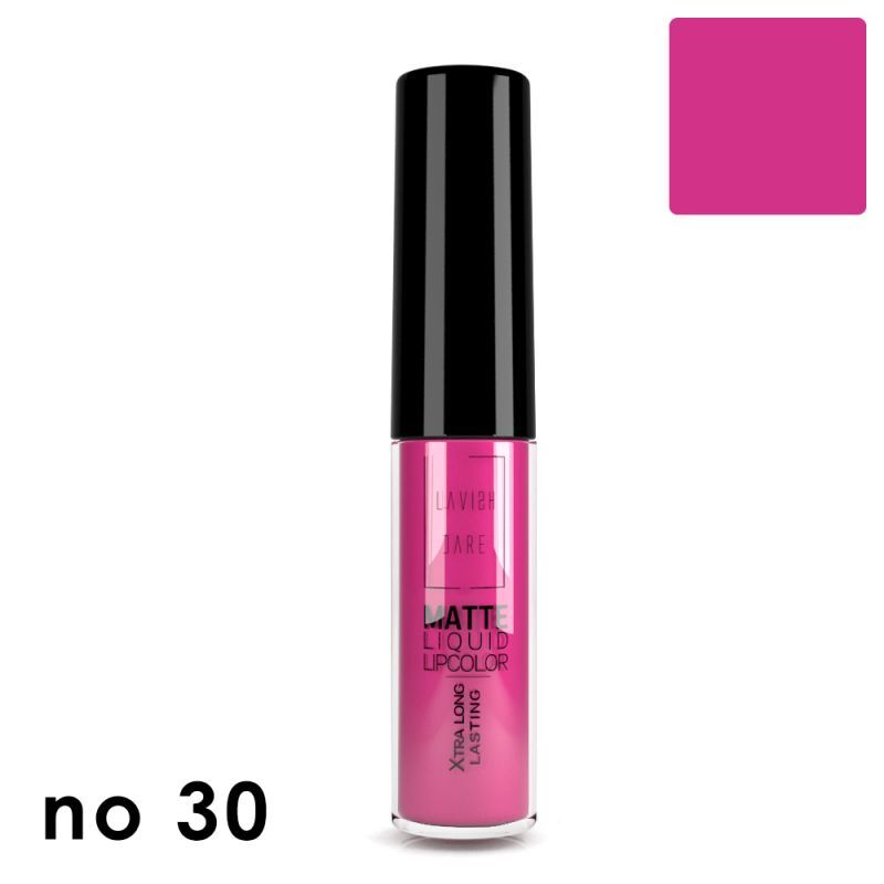 Lavish Care Matte Liquid Lipcolor No 30