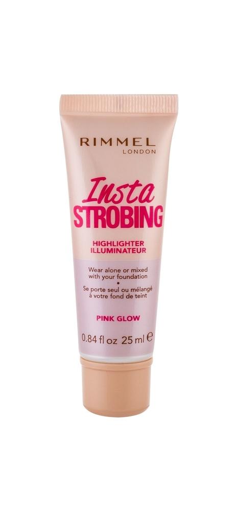Rimmel London Insta Strobing Brightener 25ml Pink Glow