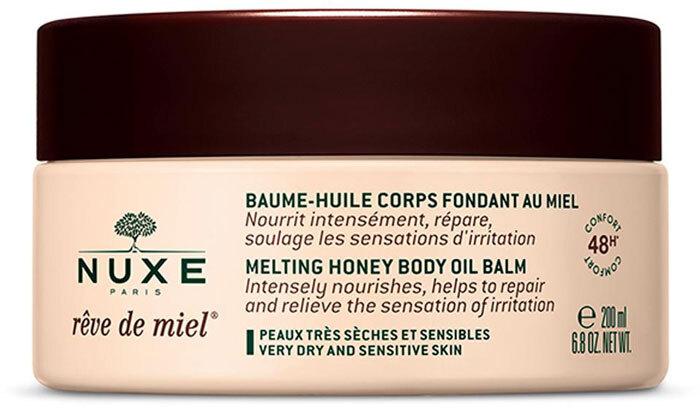 Nuxe Reve de Miel Melting Honey Body Oil Balm Body Balm 200ml