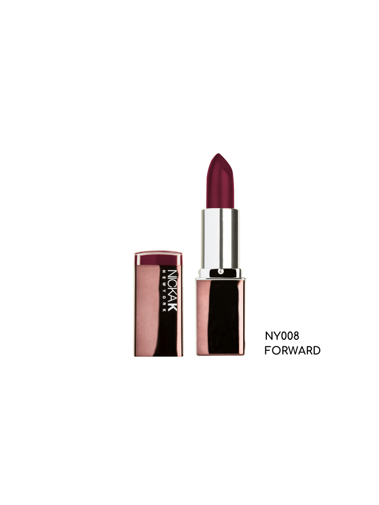 Nicka K New York Hydro Lipstick - Ruby-FORWARD NY008 3,3GR