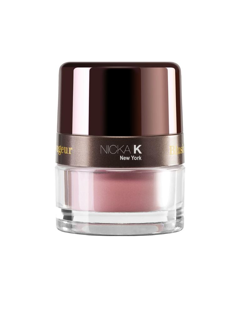 Nicka K New York Colorluxe Powder Blush - Rose NY060 5gr