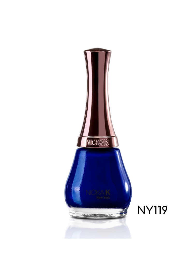 Nicka K New York Nail Polish-NY119 15ml