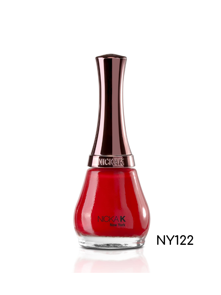 Nicka K New York Nail Polish-NY122 15ml