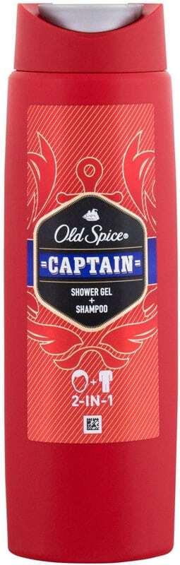 Old Spice Captain 2-In-1 Shower Gel 250ml