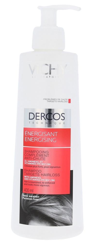 Vichy Dercos Energising Shampoo 400ml (Anti Hair Loss)