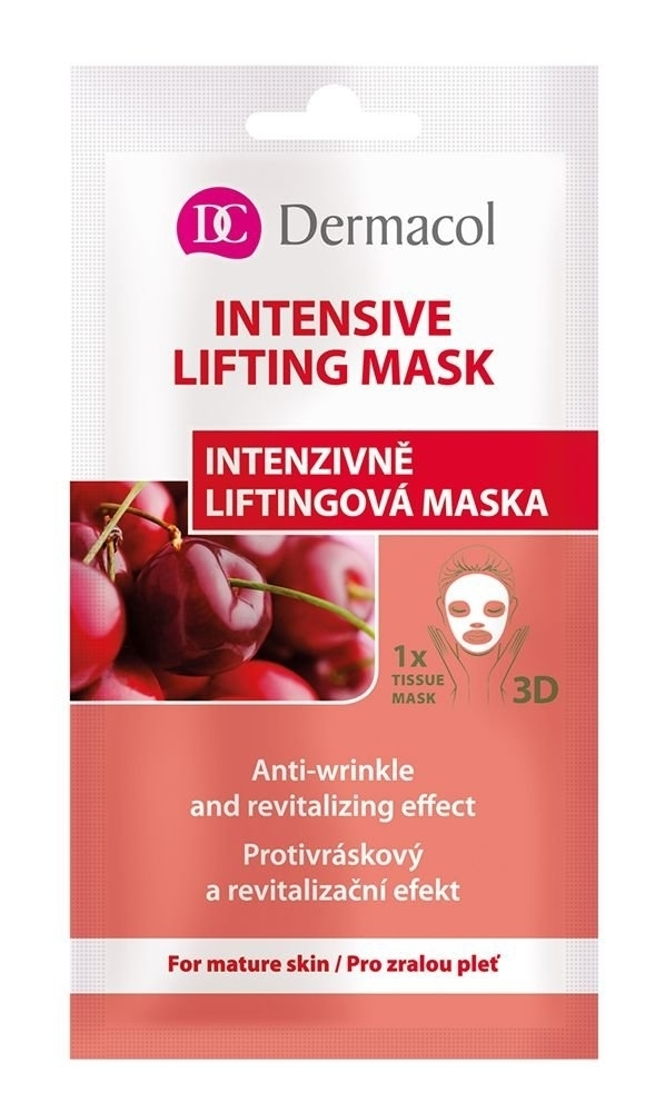Dermacol Intensive Lifting Mask Face Mask 15ml (All Skin Types - Mature Skin)