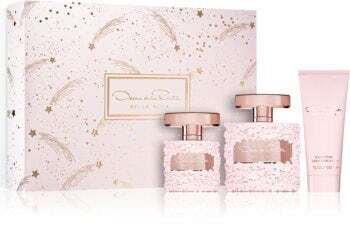 Oscar De La Renta Mini Set Eau de Parfum 5ml Combo: Edp Bella Essence 5 Ml + Edp Bella Rosa 5 Ml + Edp Bella Blanca 5 Ml