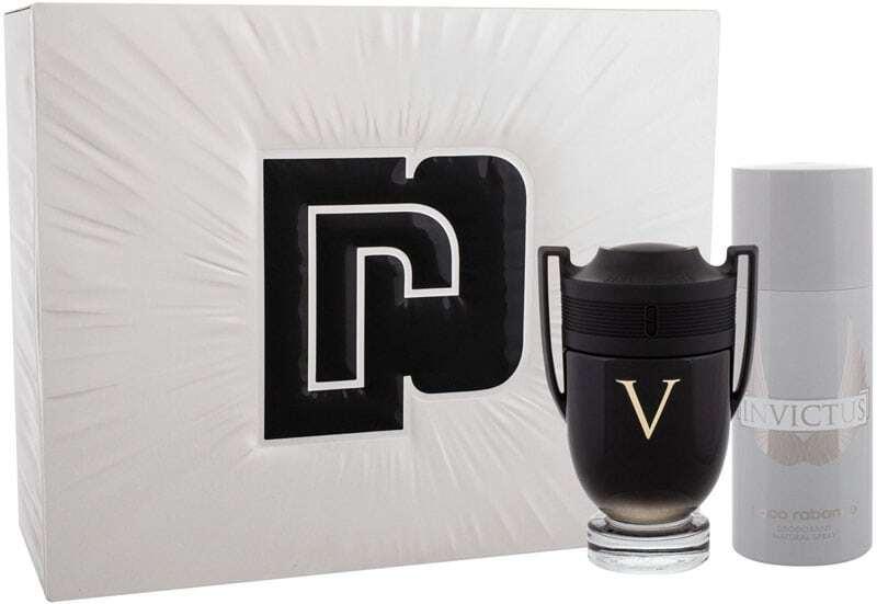 Paco Rabanne Invictus Victory Eau de Parfum 100ml Combo: Edp 100 Ml + Deodorant 150 Ml