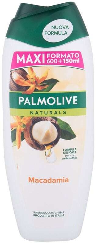Palmolive Naturals Macadamia & Cocoa Shower Cream 750ml