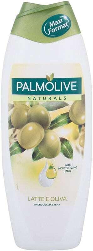 Palmolive Naturals Olive & Milk Shower Cream 650ml