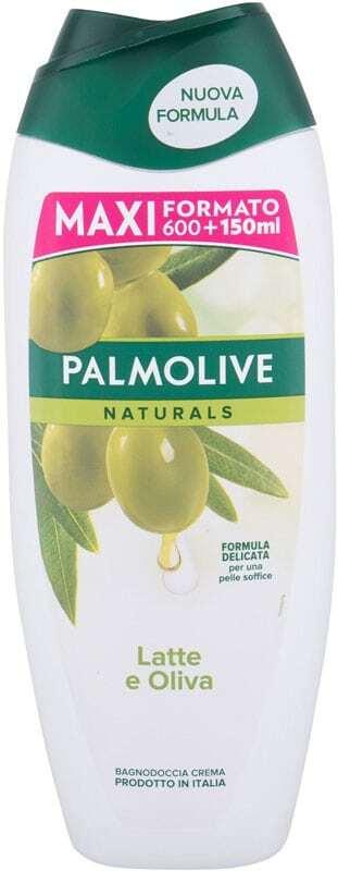Palmolive Naturals Olive & Milk Shower Cream 750ml
