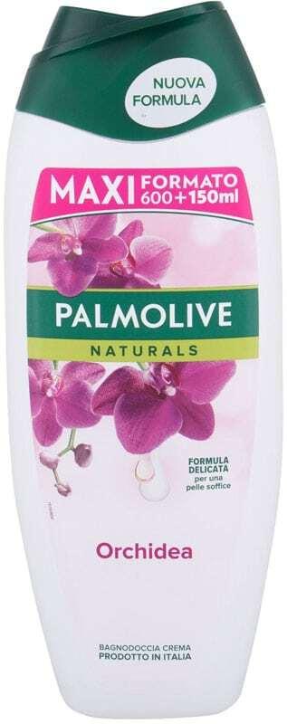 Palmolive Naturals Orchid & Milk Shower Cream 750ml