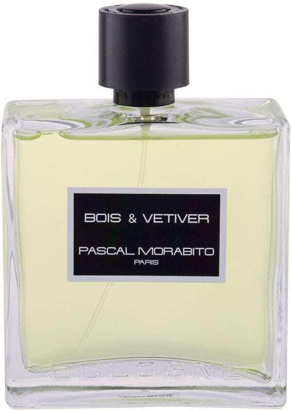 Pascal Morabito Collection Cologne Bois & Vetiver Eau de Toilette 200ml
