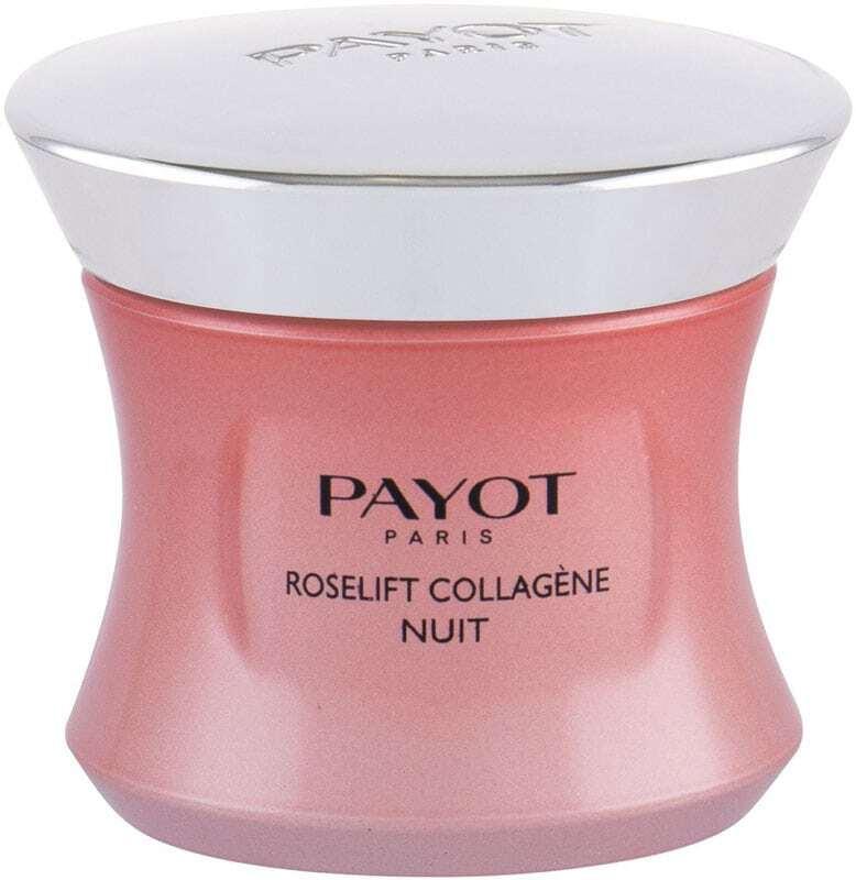 Payot Roselift Collagéne Night Skin Cream 50ml (Wrinkles - Mature Skin)